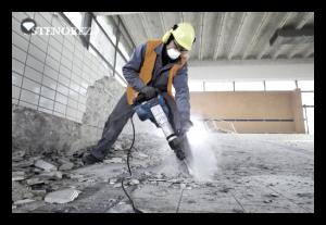 Демонтаж стен и плитки Днепропетровск