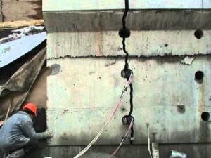 "Демонтаж бетона ""гидроклином"""